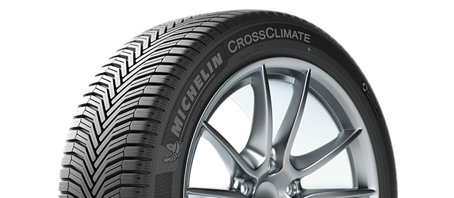 Autobandencheck Michelin CrossClimate+ autoband