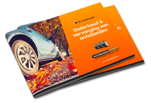 Onderhoud en vervanging van autobanden
