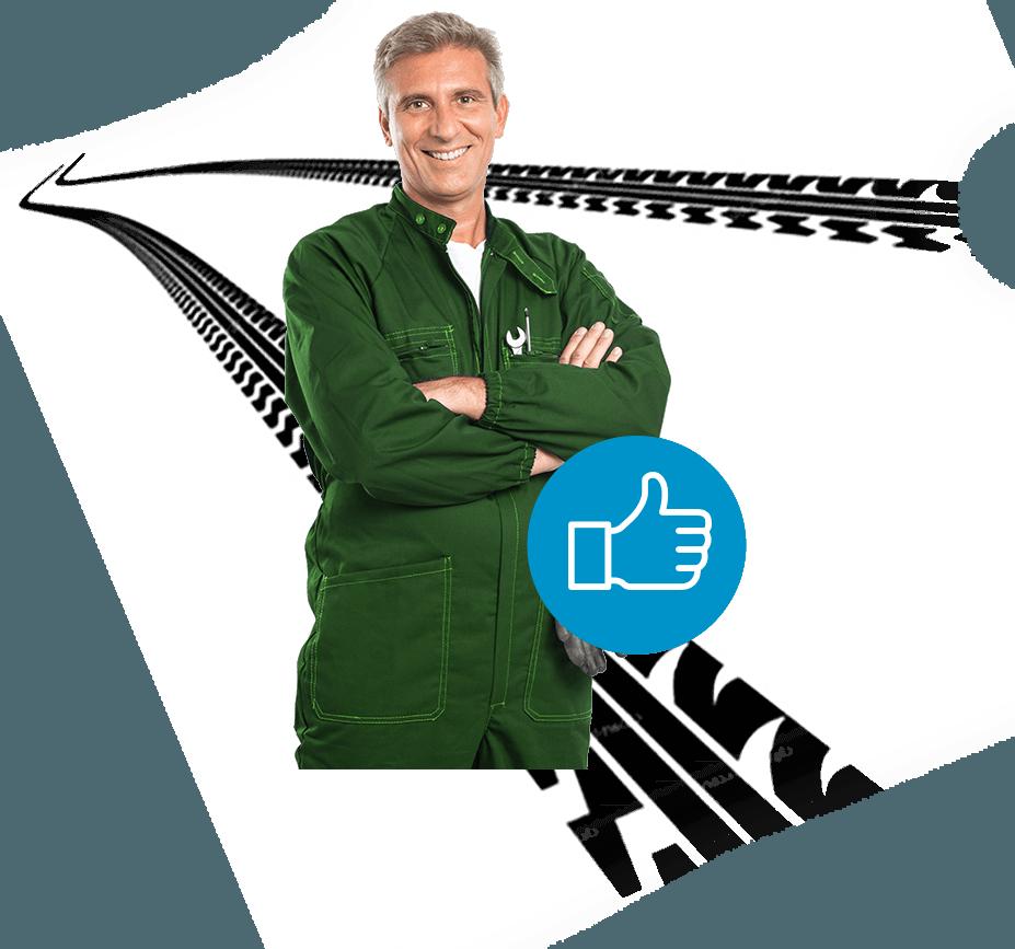 Autobandencheck vraag over caravanbanden