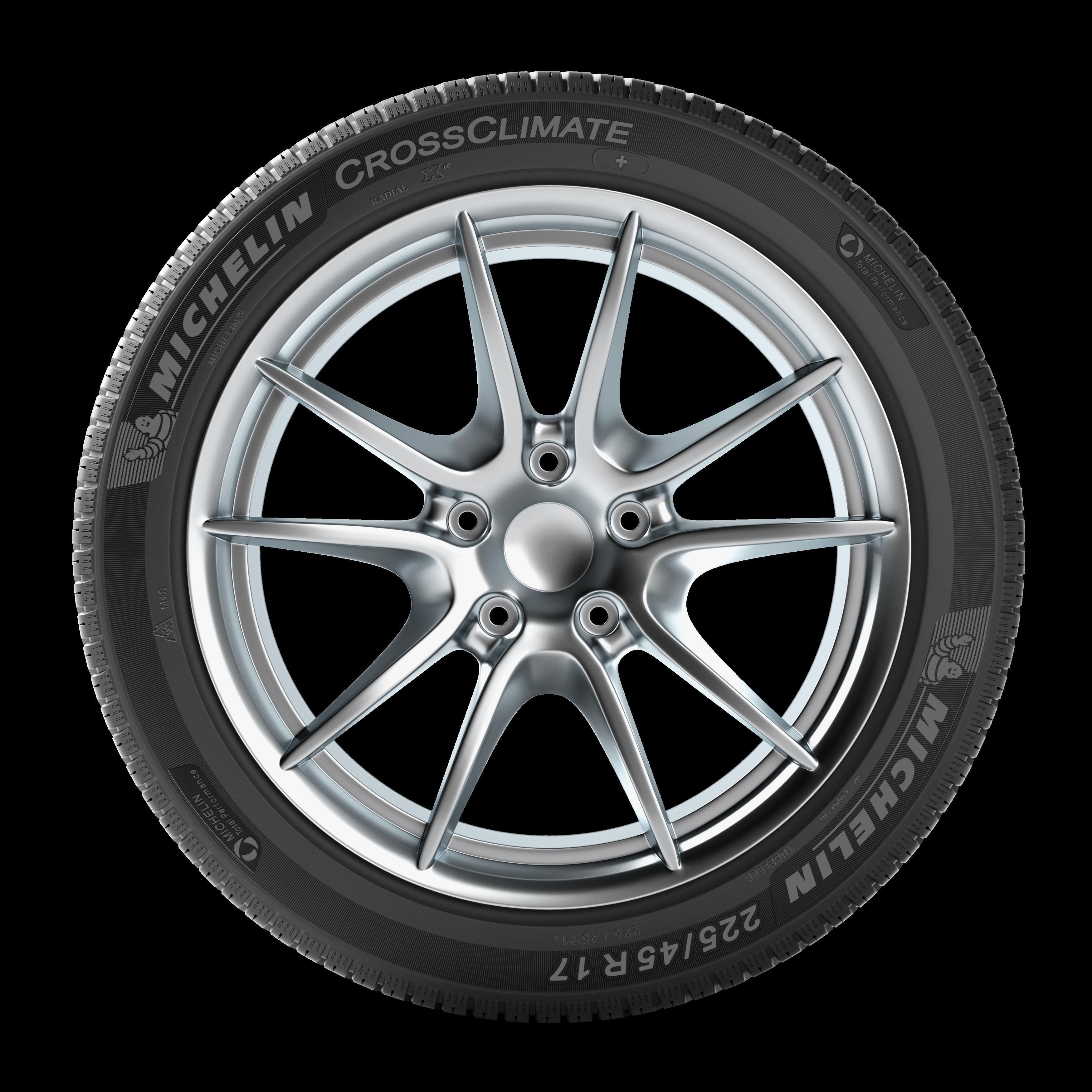 Michelin CrossClimate+ zijaanzicht autobandencheck (1)
