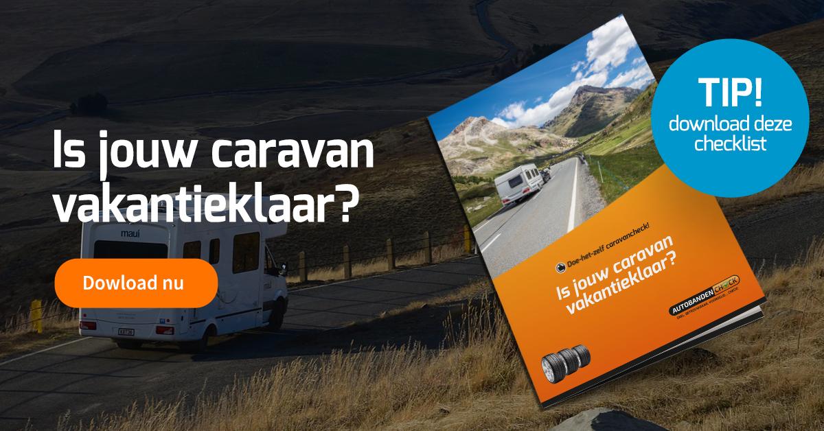 autobandencheck is jouw caravan vakantieklaar