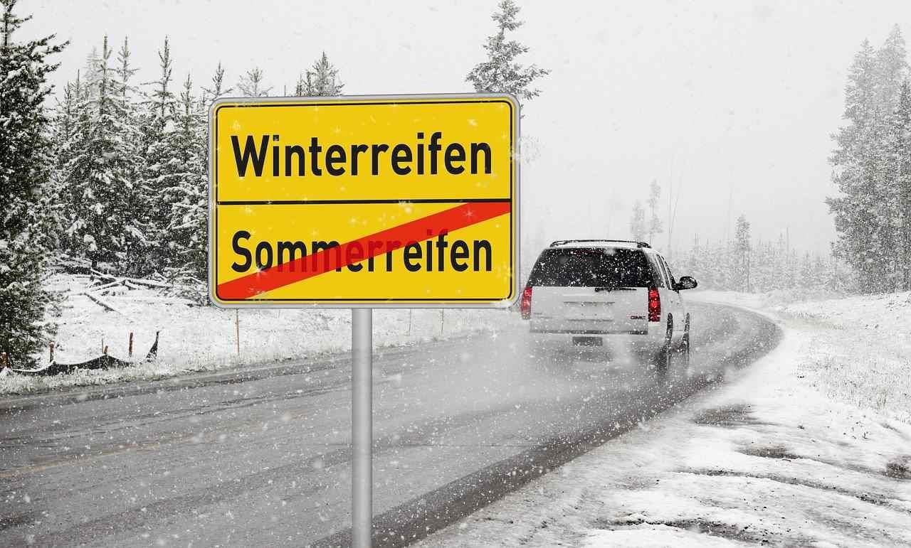 autobandencheck - winterbanden regels in Duitsland