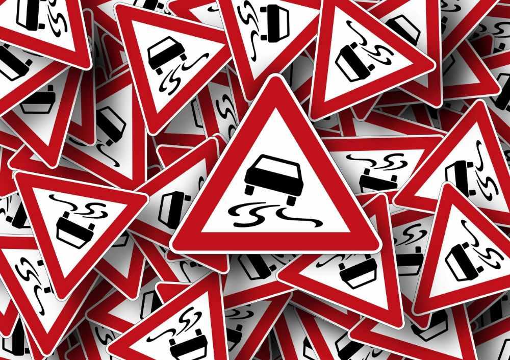 autobandencheck drie tips om niet te slippen bij het optrekken