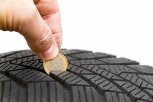 autobandencheck profiel controleren met euromunt