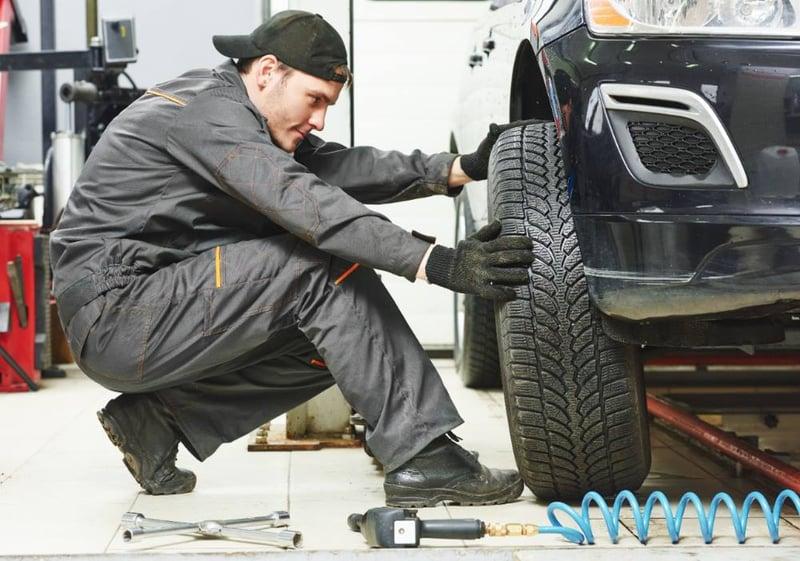 autobandencheck banden monteren